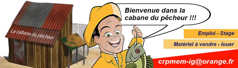 LA CABANE DU PECHEUR BANDEAU